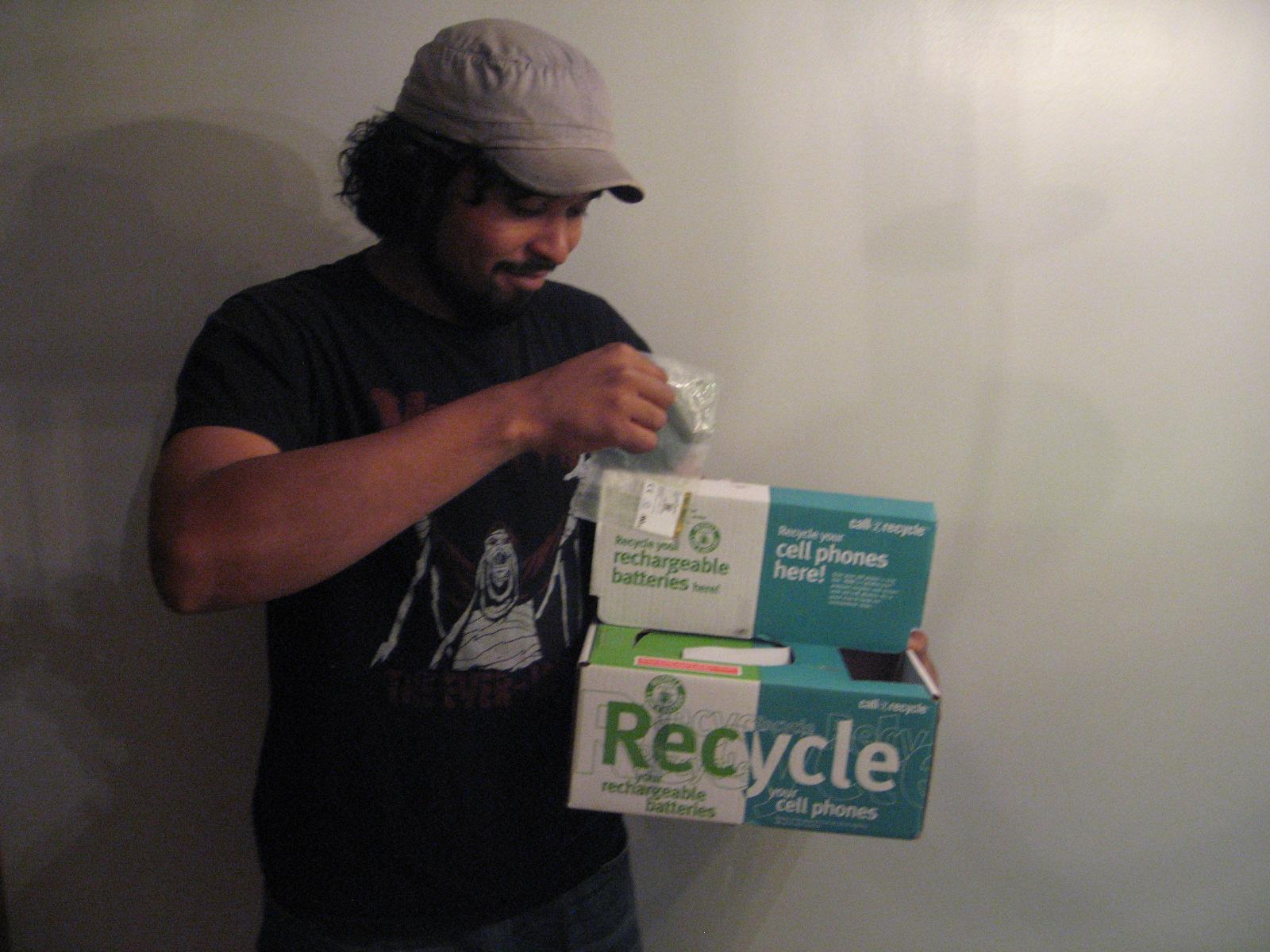 iPod Battery Recycling Program