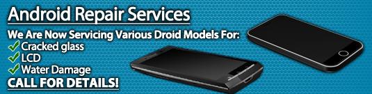Android Smartphone Repair vs. iPhone Repair 2