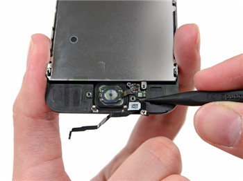 Replacing or Repairing iPhone 5S Home Button