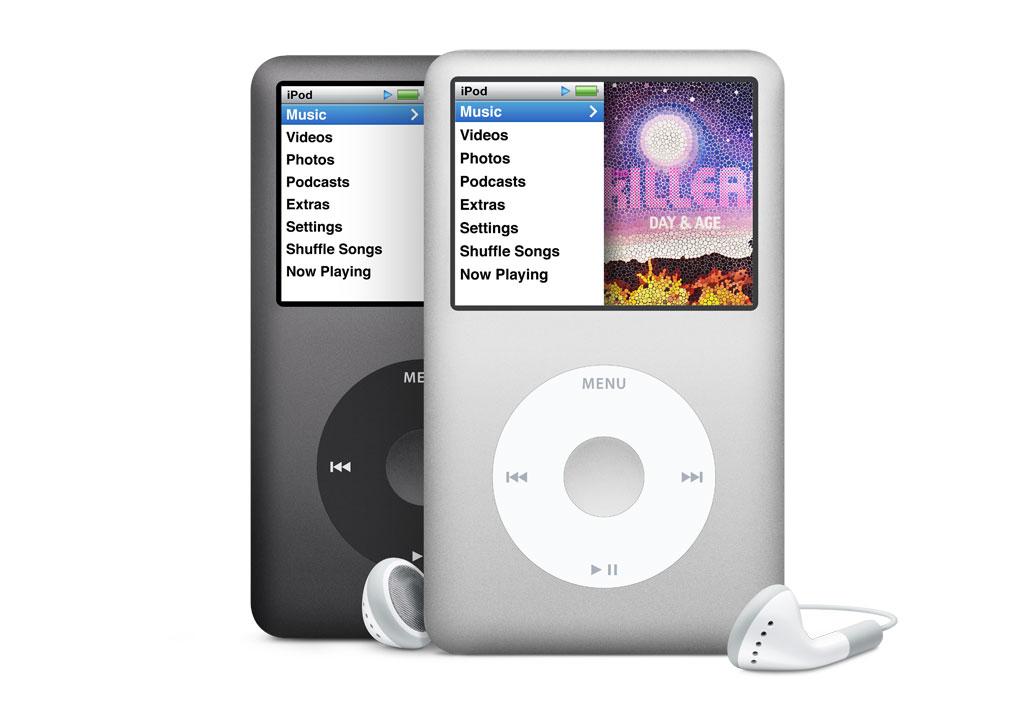 iPod Classic Repair Center