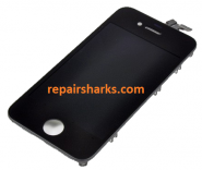 iPhone 4 Front Glass LCD Assembly