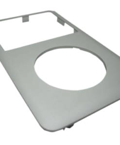 iPod Classic Faceplate Silver