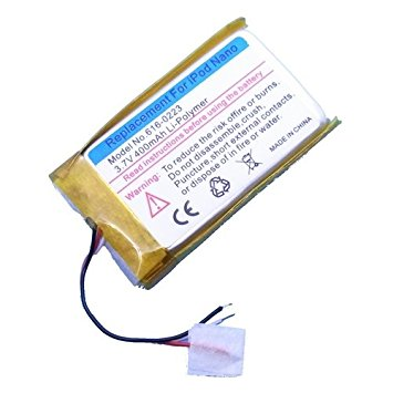 ipod nano 1 battery