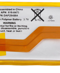 ipod touch 2 battery