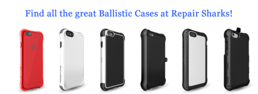iphone ballistic cases - repair sharks