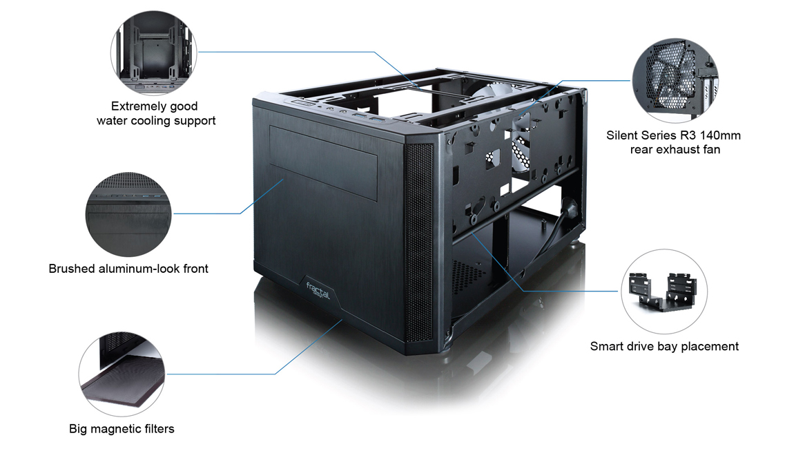 Desktop PC Cases 1
