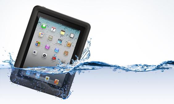 Long Island iPad Repair - waterdamage