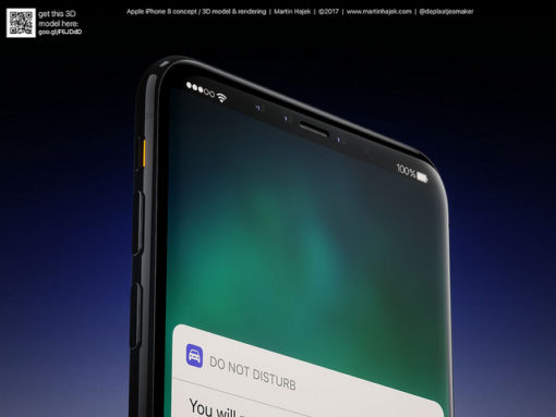 iPhone 8 Front